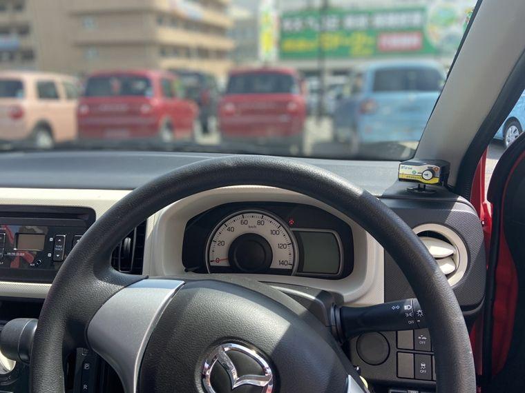 S-DRIVE誤発進防止システム2の取付けイメージ