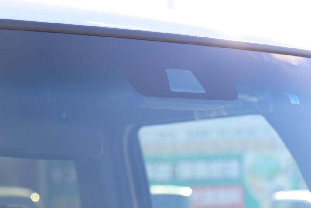 N-BOXカスタム Honda SENSING